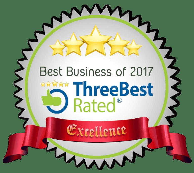 best business of 2017 logo